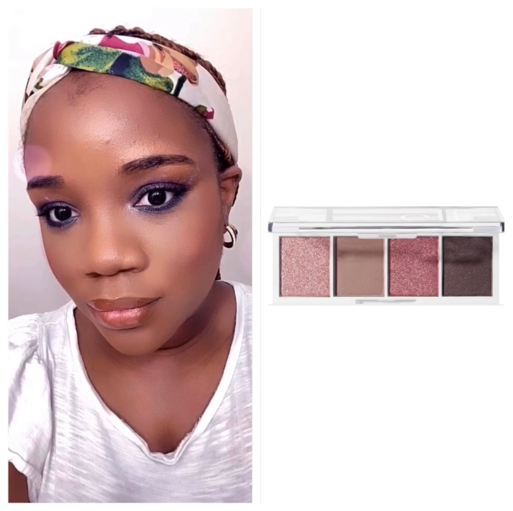 e.l.f. Cosmetics Bite Size Eyeshadow Palette – rosewater